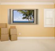 flat panel tv