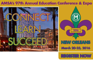 AMSA conference - New Orleans